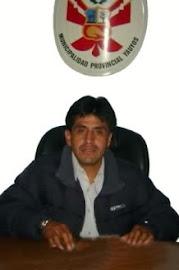 alcalde de la Provincia de Yauyos