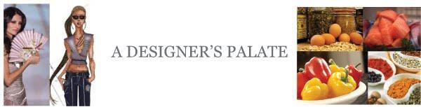 A Designer's Palate