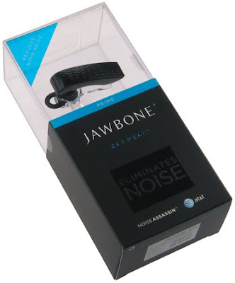 review aliph jawbone prime bluetooth headset with. Black Bedroom Furniture Sets. Home Design Ideas
