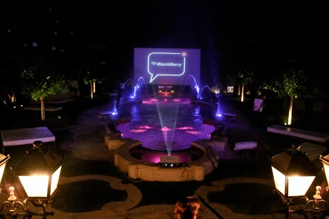 Photos: BBM Lounge Event at Bel Air Mansion in LA