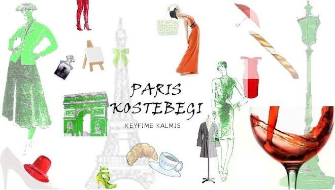 Paris kostebegi