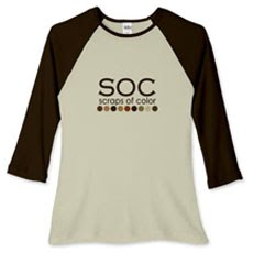 Scraps of Color Tshirts & Gifts