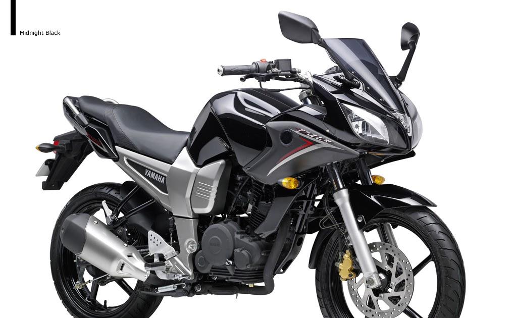 Yamaha launches new Fazer 150cc :: Riders Junction Yamaha Fazer 150cc Red