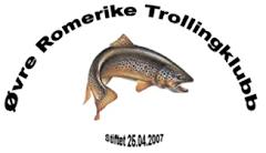 Medlem av Øvre Romerike Trollingklubb og Norges Trollingforbund