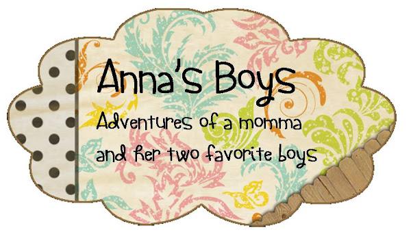 Anna's Boys