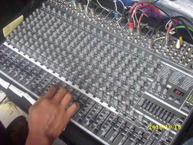 SOUND SYSTEM..