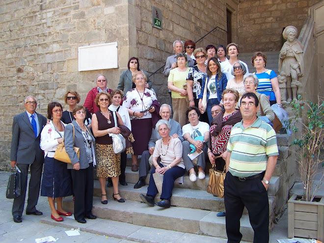 Asoc. cultural Raquel Meller. Barcelona mayo 2008