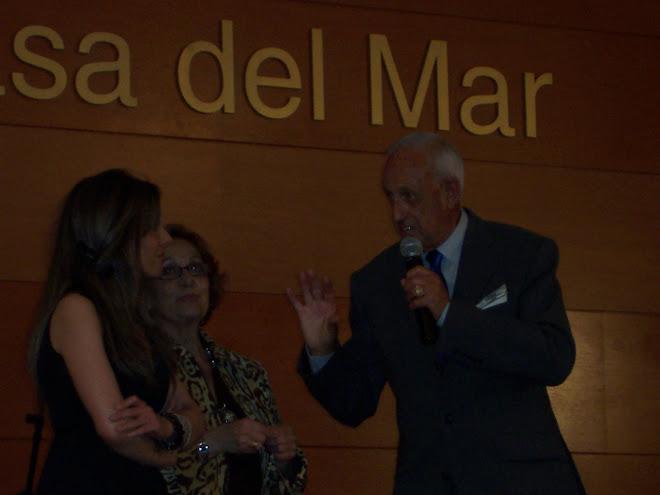 Casa del Mar. Presentación del libro Raquel Meller. Una Mujer , una artista.La autora María-Dolores
