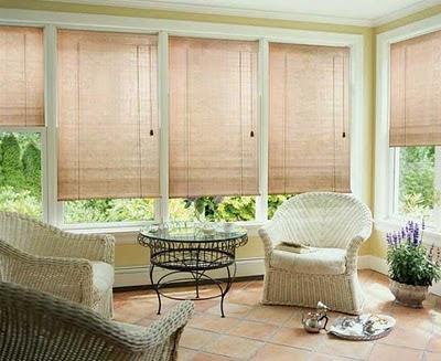 Consejos cortinas para ventanas dificiles somosdeco - Combinar cortinas y estores ...