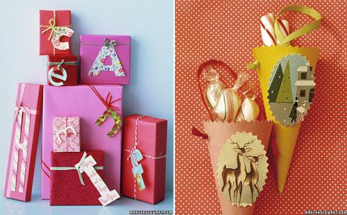 Inspiraci n ideas para envolver regalos tatamba - Regalos decoracion hogar ...