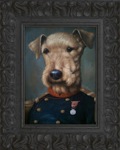 I LOVE AIREDALES
