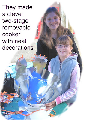 solar powered oven designs. solar powered ovens for kids.
