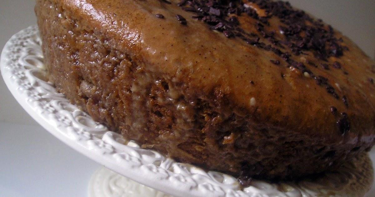 Mocha Chiffon Cake Recipe My Sweet Ambition