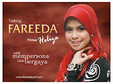 Heliza Pilih Tudung Fareeda