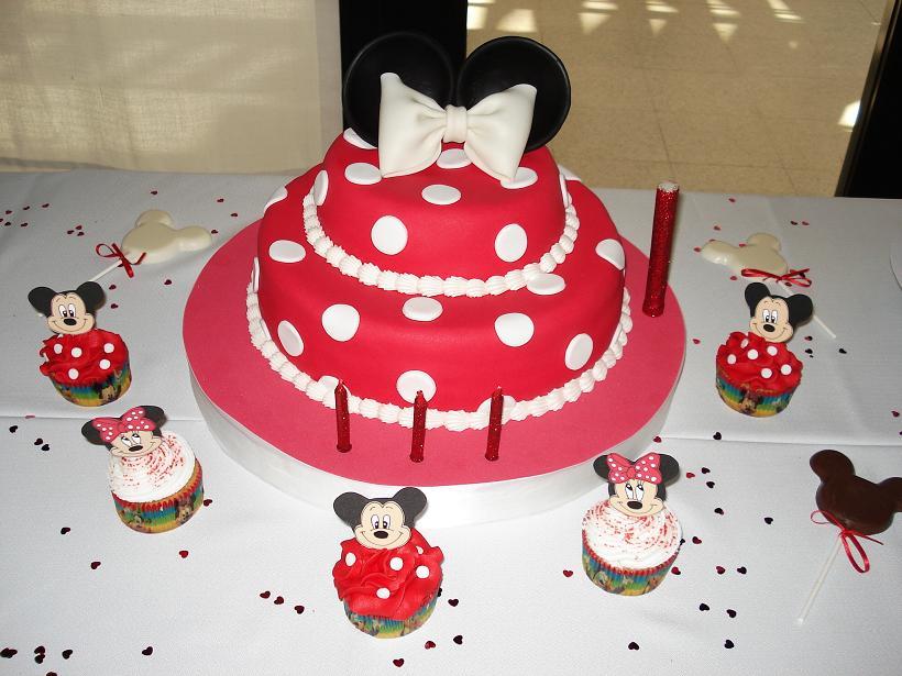 Top Planners: Cumpleaños tematico Mickey y Minnie