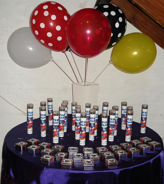 Top Planners: Cumpleaños tematico Mickey Mouse