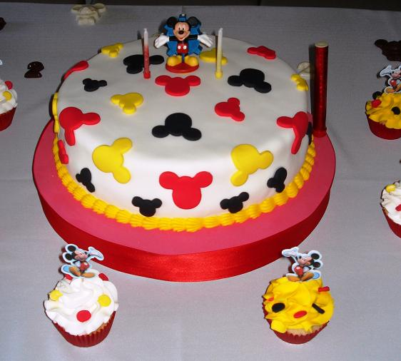 Top Planners  Cumple Tematico Mickey Mouse