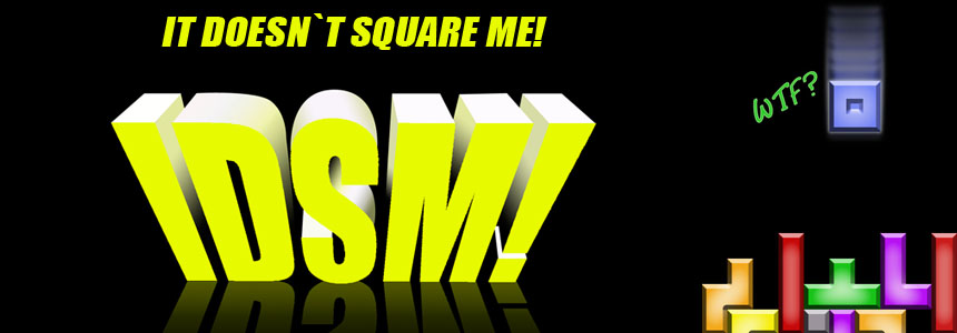It Doesn`t Square me!