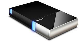 Maxtor Black Armor 160GB 2.5 External Hard Drive