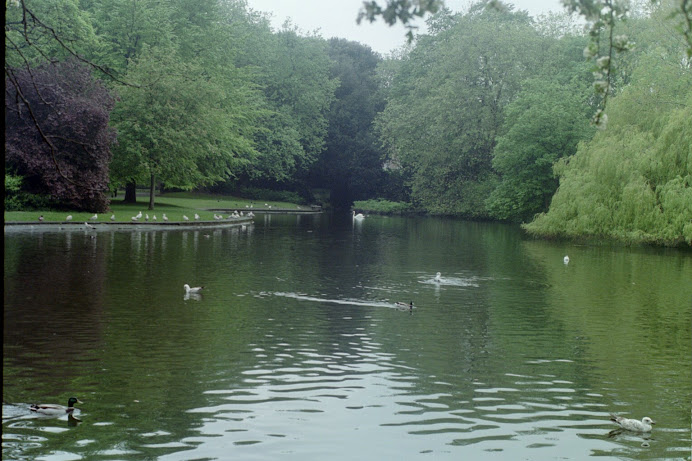 St. Stephen's Green, Dublin, Ireland