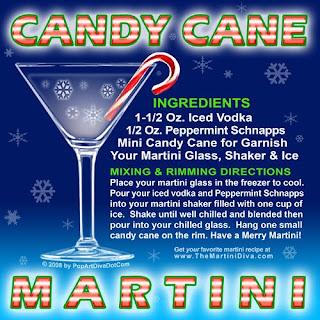 Classic tanqueray martini recipe