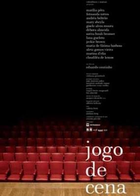 Filme Poster Jogo de Cena DVDRip XviD Nacional
