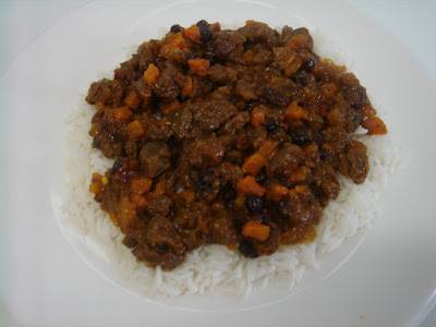 Carne al curry