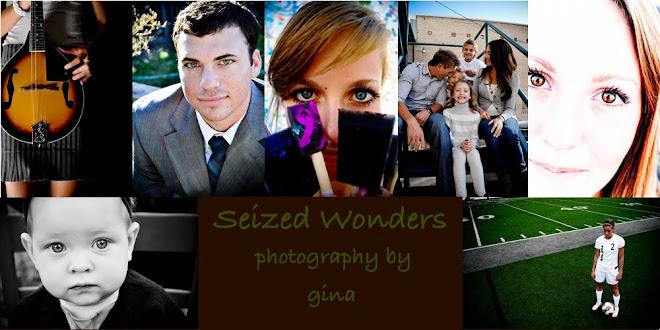 Seized Wonders