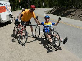 I made it - summit Vail - 10,000 feet - June, 2008