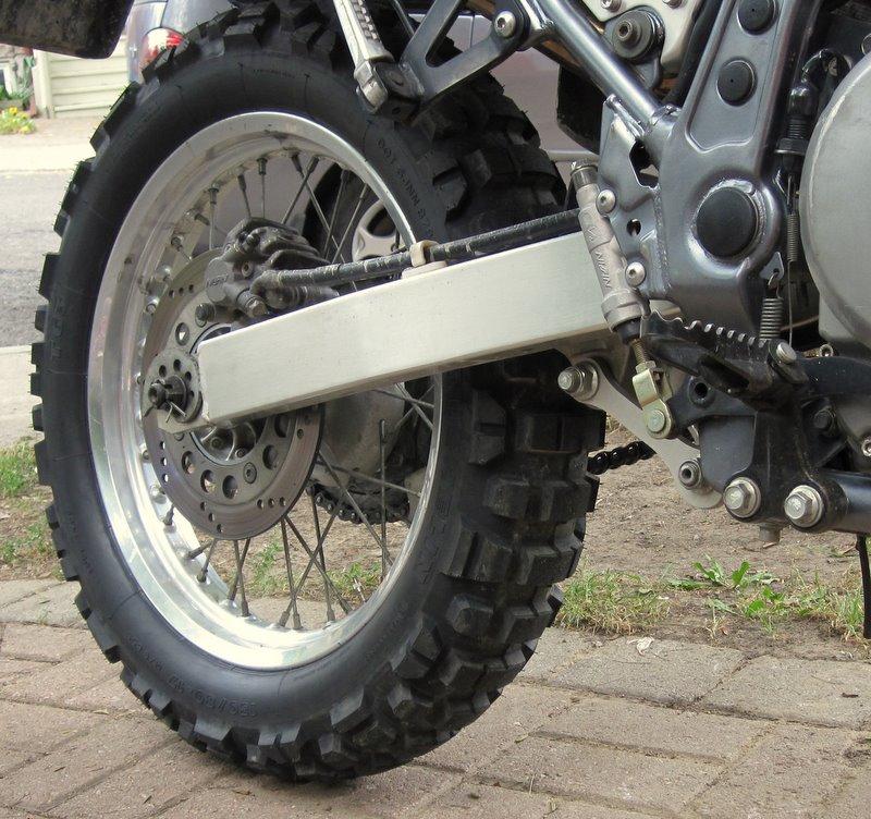 Michelin T63 Dual Sport Rear Tire | 35% ($39.68) Off! - RevZilla