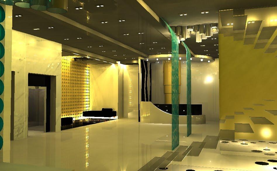 Dise o interiores lobby hotel for Diseno de lobby de hoteles