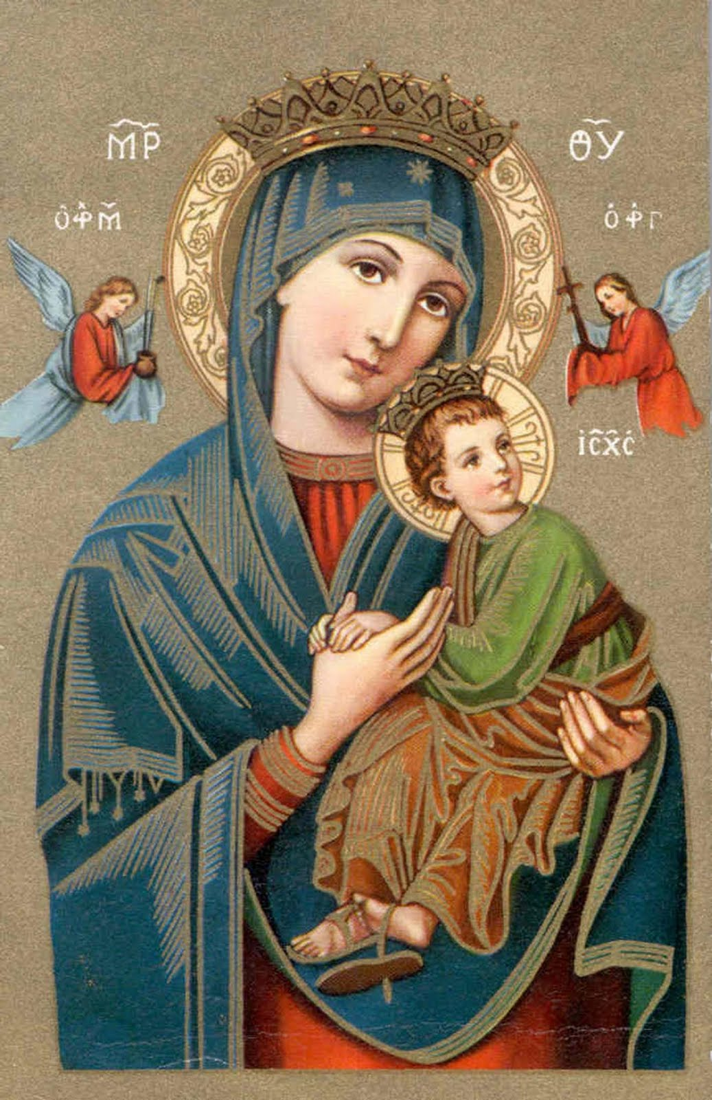 Virgin Mary Images Catholic Lety's Creations: Virg...