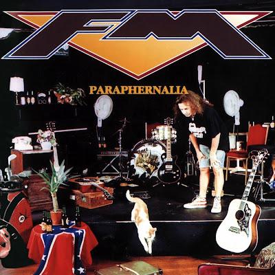 AOR//Rock FM//Melodic Rock//Westcoast FM_-_Paraphernalia_-_Front