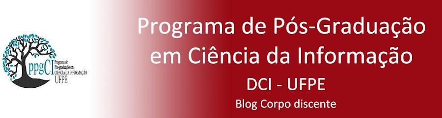 Programa de Pós Graduação em Ciência da Informação