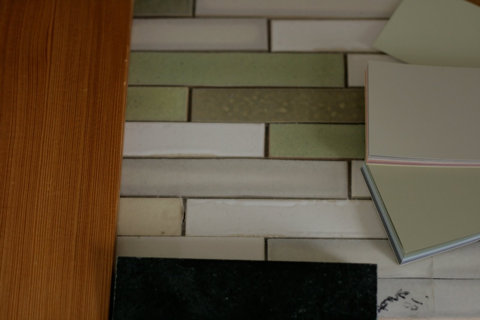 Olive Green Kitchen Cabinets A Bluebonnet In Beantown Kitchen Palettes