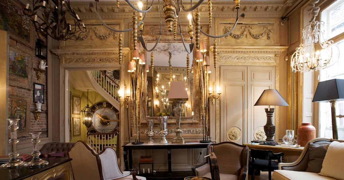 have some decorum: Mis en Demeure. The Pottery Barn of France
