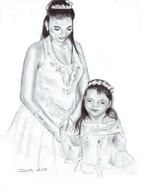 une mariée