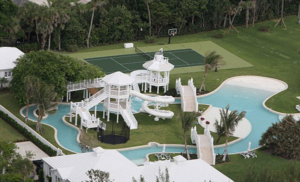Pictures Of Celine Dion House In Florida