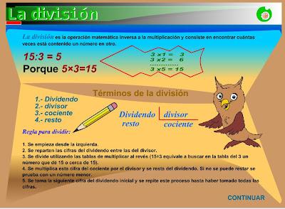division. eloviparo