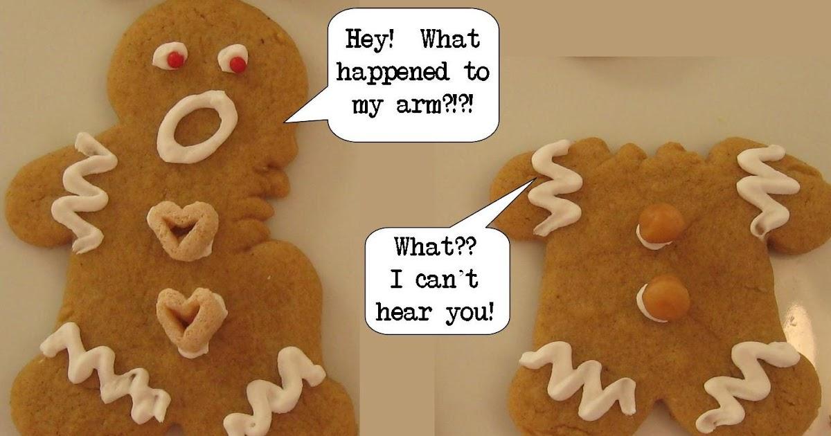 Gourmet Mom On The Go Silly Gingerbreadmen