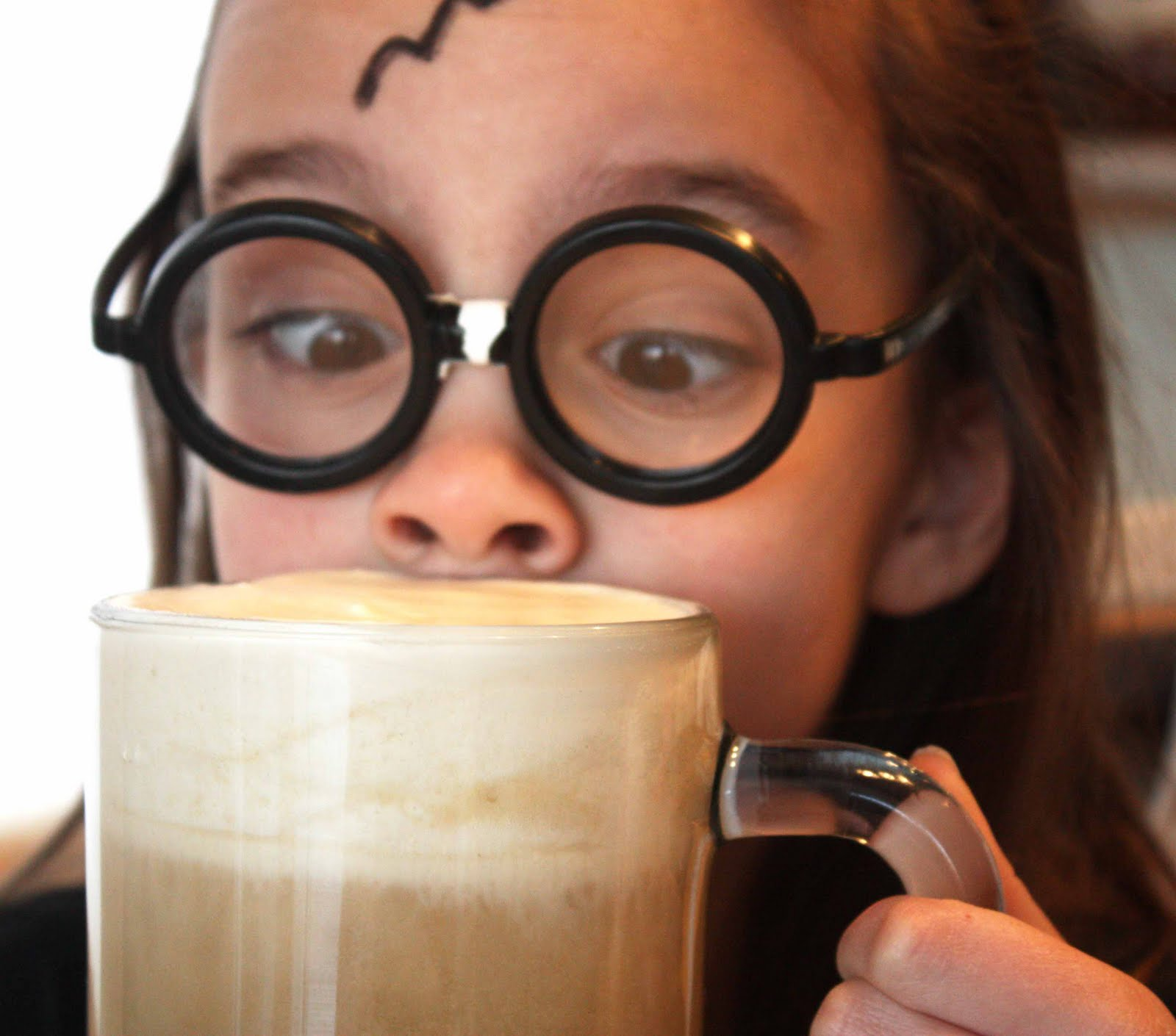 Gourmet Mom on-the-Go: Harry Potter's Butterbeer