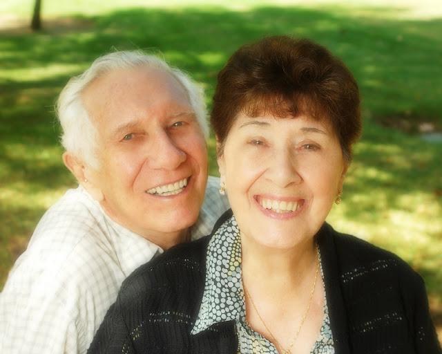 Grandma+and+Grandpa Portrait Photography with the Fantinos In Corona California