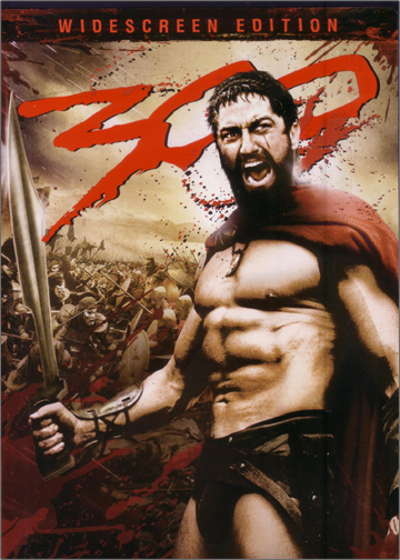 the 300 spartans 2006