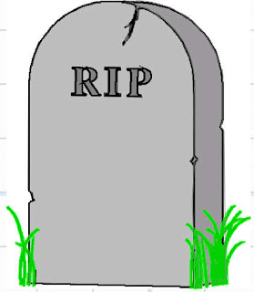 Paper This And That: Freebie SVG File.. RIP Tombstone