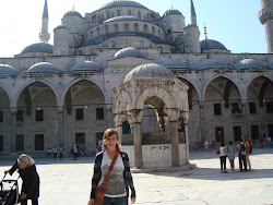 Not-so-Blue Mosque