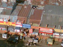 Foto dari rooftop dagobutik