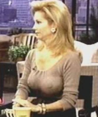 Braless breast cancer kathie lee gifford