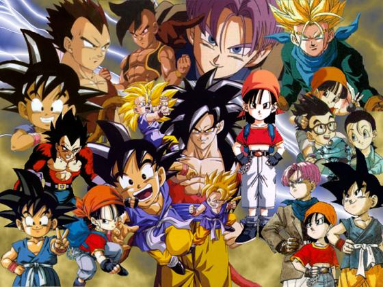 dragon ball characters