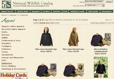 Image of an online store example