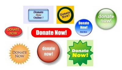 Image of many different donate buttons